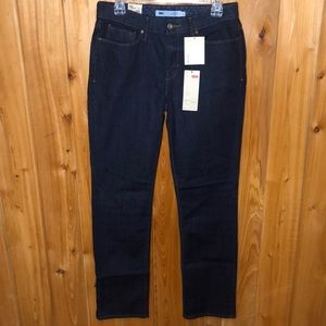 NWT Levi's Perfect Waist Straight Leg Jeans Size 8